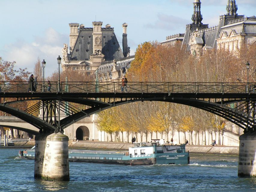 Bridge on the Seine, Paris